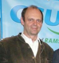 Bürgermeister Herbert Gschoßmann