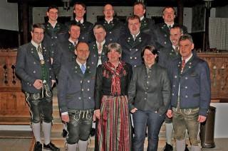 CSU Gemeinderats-Kandidatinnen und -Kandidaten 2014