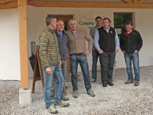 Campingplatz Simonhof  - neues Funktionsgebäude