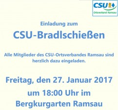 CSU-Bradlschießen Einladung-270117